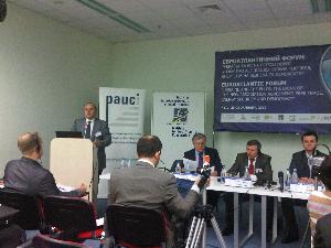 Slavtcho Neykov at Euro-Atlantic Forum