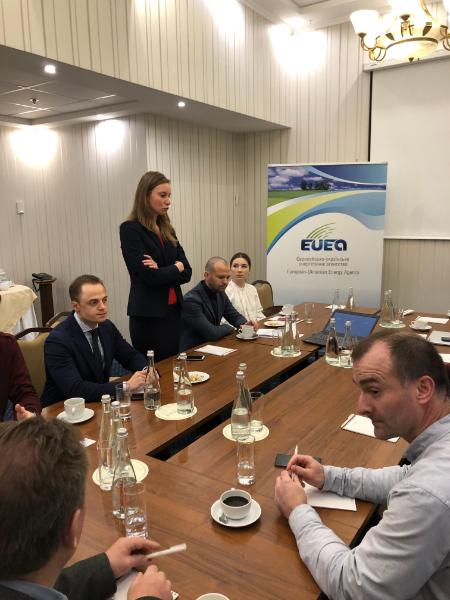 EUEA meetin 27.11.2019