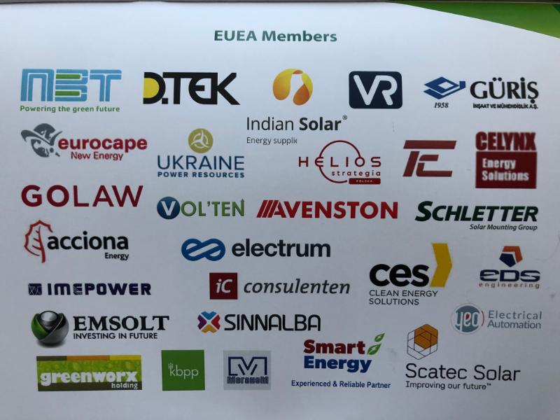 EUEA members 14.11