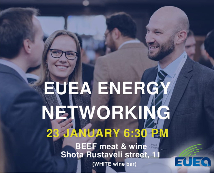 EUEA Energy networking Invitation